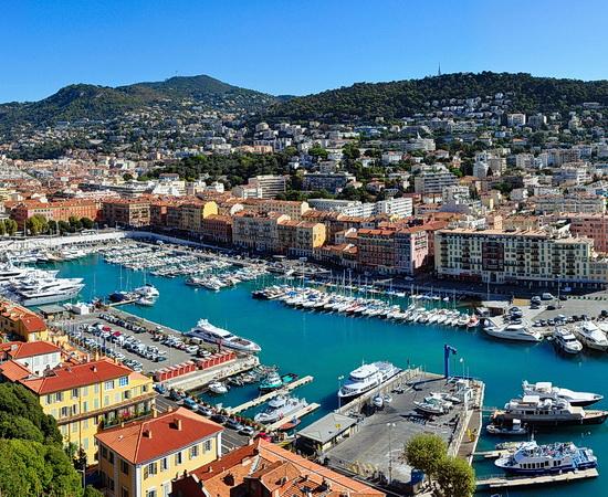 Ligurien italien reise riviera dei fiori und monaco for Designhotel nizza