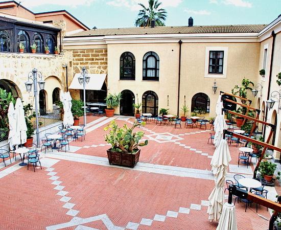 Sizilien italien reise verw hnwochenende in palermo for Designhotel sizilien